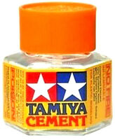 TAMIYA 87012 Cement Glue 20ml for Plastic Model Made in Japan 100% New UK