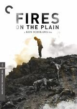 Fires On The Plain -Region 2 Compatible DVD (UK seller!!!)  Eiji Funakoshi NEW