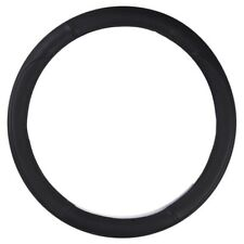 Mazda 2 3 & 6 all Models - Genuine 100% Leather Steering Wheel Cover - 37-38cm