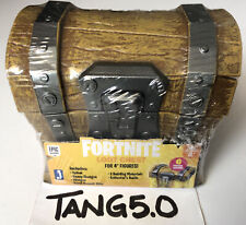 "New Fornite Loot Chest For 4"" Figures 6 Mystery Pieces Inside NIP Toy HTF"