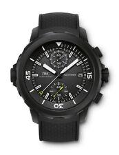IWC Aquatimer Chrono Galapagos AUTO Gents Watch IW379502
