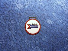 Amtrak Arrow Railroad Train Logo Watch Fob