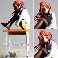 The Quintessential Quintuplets Nakano Miku PVC Figure Toy New 19cm