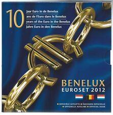 Benelux - Coffret Brillant Universel 2012