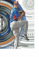 """2017 Bowman High Tek 5""""x7"""" #/49 Thomas Szapucki New York Mets SET BREAK"""