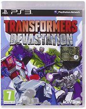 Activision Ps3 Transformers Devastation