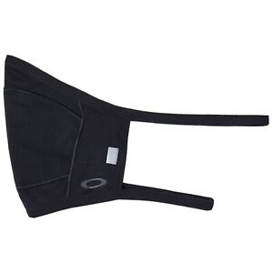 OAKLEY CASUAL FITTED FACE MASK BLACK LITE S/M L/XL