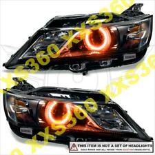 ORACLE Headlight HALO KIT  RINGS for Chevrolet Impala 14-17 AMBER LED Projector