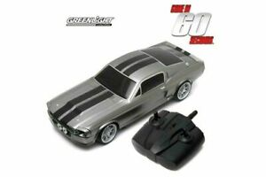 Greenlight 1967 Ford Mustang Eleanor 1/18 Scale Model Radio Control Car 91001