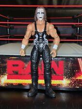 WWE WCW STING CLASSIC MATTEL BASIC SERIES 55 WRESTLING ACTION FIGURE NWO AEW