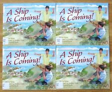 Lot 4 A SHIP IS COMING! Guided Reading Fiction Level L, Rigby L10