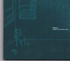 Fred +Songs From The Blue Room cd album digipack