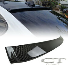 REAL CARBON FIBER For BMW E92 2D COUPE  A STYLE REAR ROOF SPOILER 335i