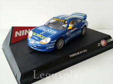 SCX Scalextric Slot Ninco 50189 Porsche GT3 Walker