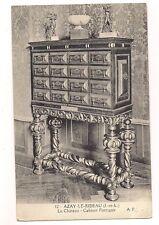 azay-le-rideau   le chateau  cabinet portugais
