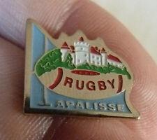 PIN'S SPORT RUGBY CLUB VILLE VILLAGE LAPALISSE AUVERGNE