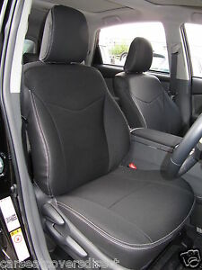 Toyota Prius Plus 7 Seater Tailored Waterproof Seat Covers - Taxi Pack