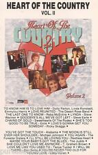 V/A - Heart Of The Country Volume 2 (Canadian 17 Tk Cassette Album)