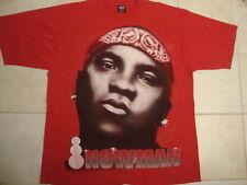 SNOWMAN rap hip hop RED Concert Tour T Shirt 3XL