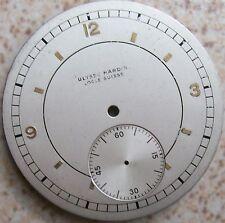 Ulysse Nardin vintage Pocket watch dial 40,5 mm. in diameter