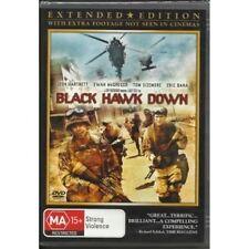 BLACK HAWK DOWN - BRAND NEW & SEALED REGION 4 DVD (ERIC BANA, EWAN MCGREGOR)