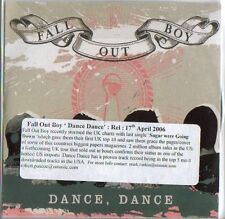 Fall Out Boy - Dance, Dance - Scarce 1 track promo CD (2)