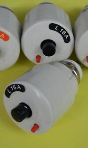 Sicherungsautomat 16A, Schraubsicherung 16A, Leitungsschutzschalter E27 4-32A