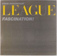 "THE HUMAN LEAGUE: Fascination! USA A&M Electronic Synth Pop 12"" EP"
