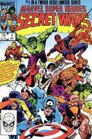 MARVEL SUPER HEROES SECRET WARS #1 MARVEL COMICS 1984 DL