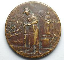 1904  Tunisie   medal  Societè  Horticolture de Tunisie
