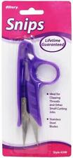 Allary Snips Style No. 208 Stainless Steel Blades Scissors, Purple