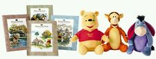 somebody's treasure winnie pooh cares( four books,)  Eeryore,tiger and Winnie