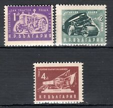 Bulgaria - 1951 Definitives economy & export - Mi. 783-85 MNH