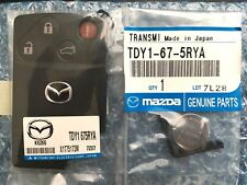 07 08 09 Mazda CX9 Smart Card Keyless Remote Key Entry Fob Transmitter OEM