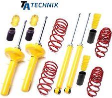 TA-TECHNIX SPORTFAHRWERK +STAUBSCHUTZ & BEGRENZER >VW GOLF 4 /AUDI A3  1,8T >TDI