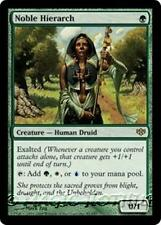 NOBLE HIERARCH Conflux MTG Green Creature — Human Druid RARE