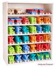Holz Buchstabenzug Kinderzimmer  A-Z  Namen  Holzbuchstaben Buchstaben Kinder B