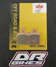 KTM MX 500 1986 Sintered Front Brake Pads 519SI