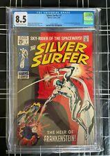 Silver Surfer # 7 - CGC 8.5