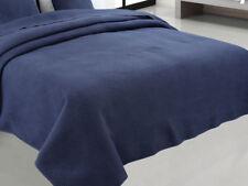 Zweiseitige Tagesdecke Bettüberwurf Steppdecke 180X220 Santana 1409 Blau