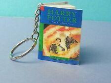 Harry Potter Keyring Keychain The Half Blood Prince Mini Book