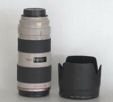 Canon EF 70-200mm f/2.8 L IS II USM Zoomobjektiv / Zoom lens