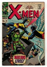 Marvel Comics Xmen X men 36 VGF 5.0 1967