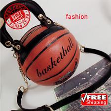 Basketball Women Bag Luxury Messenger Shoulder Handbag for Basket Fans Lovers