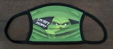 Grinch 6ft People Customized Performance Polyester Reusable Adult Face Mask