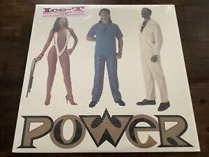 """Ice t """"Power"""" Vinyl LP"""