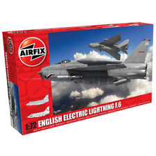 Airfix English Electric Lightning F.6 Scale 1:72 Aircraft Model Kit A05042A NEW