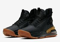 NIKE MEN'S JORDAN PROTO MAX 720 BLACK GOLD BQ6623-070 BRAND NEW