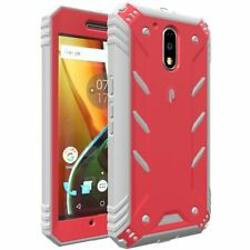 POETIC For Motorola Moto G4 Rugged Case [Revolution] Shockproof TPU Cover Pink