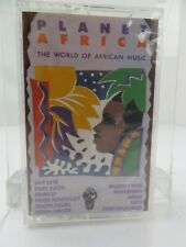 Planet Africa The World of African Music (Cassette) New Sealed